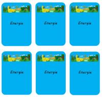 Les cartes ENERGIES